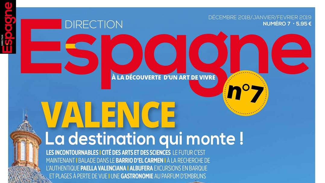 Han elegido vivir en España. Entrevista a Emmanuelle Malibert en la Revista Direction Espagne 7