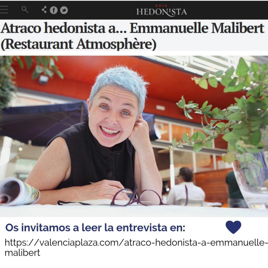 Atraco Hedonista a Emmanuelle Malibert