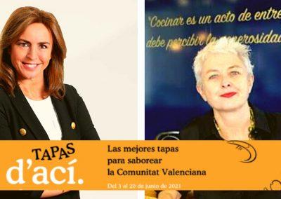 Entrevista a Emmanuelle en ONDA CERO 'Tapas d'Ací'